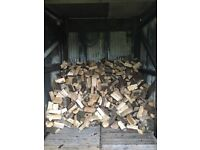 Firewood For Sale- Large dumpy bag