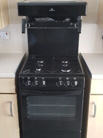 New world oven, hob and grill