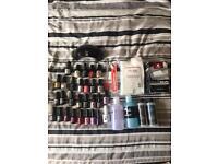 Gel/shellac nail kit
