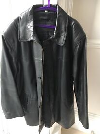 FINAL REDUCTION: Think Christmas! Great Leather Jacket