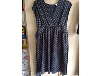 Beautiful maternity dress size 8, good for special occassion