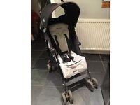 Maclaren stroller with buggy board