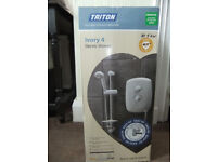Electric Shower Triton Ivory4 10.5kW