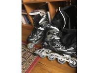 In-Line Skates Men's size 8 Nearly New. £37