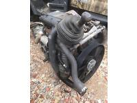 MERCEDES ATEGO 2006 ENGINE AND GEARBOX £600