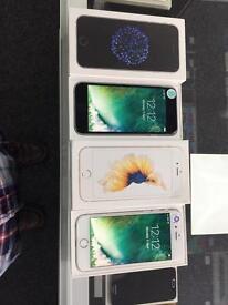 iPhone 6s 16gb on o2 Tesco giffgaff