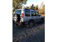 Land rover Discovery 2004 spares or repair,
