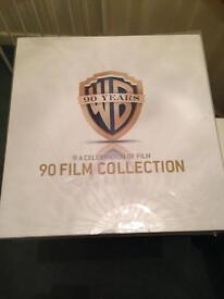 Rare warner brothers 90 film collection