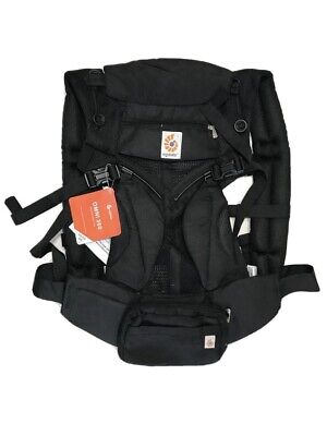 ERGOBABY OMNI 360 COOL AIR MESH ERGO BABY Carrier BLACK