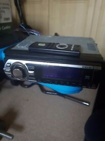 Car radio sony cdxgt620u