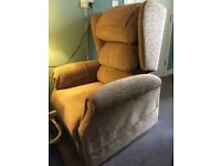 Electric Rise & Recline Chair