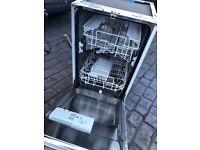 450mm Integrated Dishwasher CID45B10