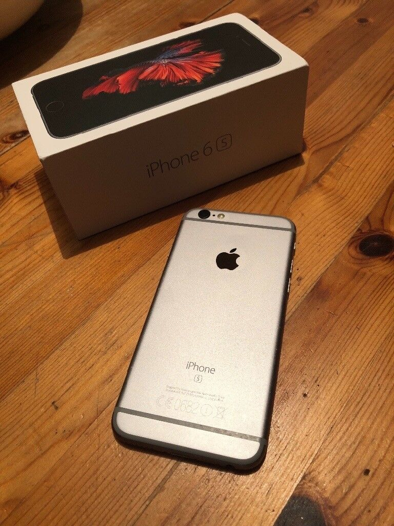 Iphone 6s. 64gb. Space Grey. Great condition