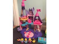 Little People Disney Princess castle