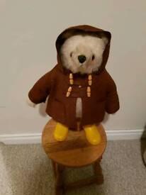 1980s paddington bear.