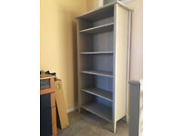 2 x Tall Bookcases