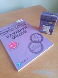 GCSE Revidion Guide & Cards