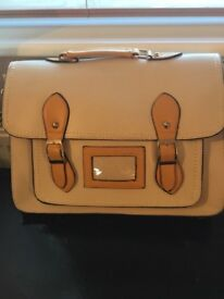 Satchel Handbag/shoulderbag Brandnew never used