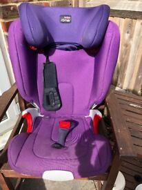 Britax kidfix ii xp car seat