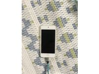 iPod Touch 64GB 5th Generation (white and silver)