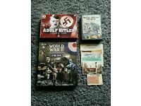 World War II 3 Dvd sets