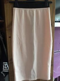 Exclusive long pencil skirt size 8