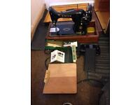 Singer sewing machine 99k