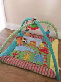 SELL Baby Safari Lights and Sounds Playmat