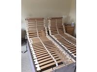 Tempur Adjustable King Size Bed Fame