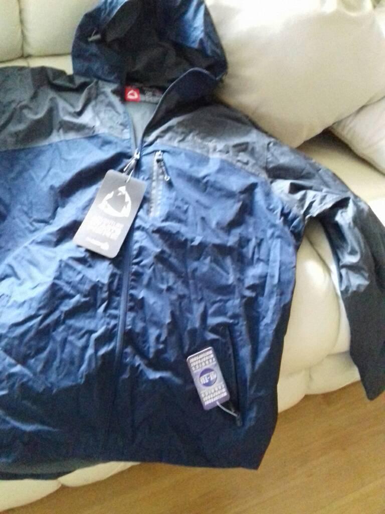 Waterproof jacket new xxxl