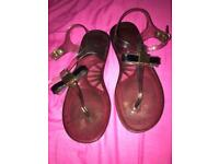 Size 4 ted baker sandals