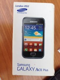 """Samsung Galaxy Axe Plus """"Special London 2012 Olympics Issue"""""""