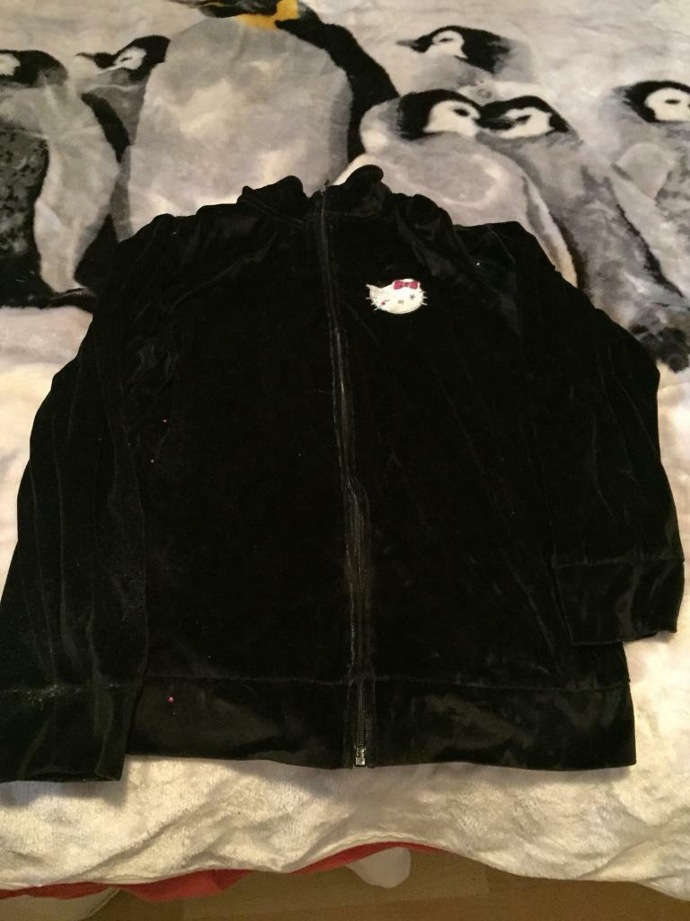 6e596aa99 Hello kitty jacket size 12 | in Bootle, Merseyside | Gumtree