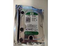 WD 1TB Desktop Hard Drive (Green) - £30