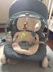 Chicoo baby bouncer for sale