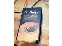 Classical guitar pickup - L.R Baggs Anthem SL