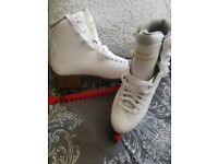 Ice skates ladies size 7 Graf bolero