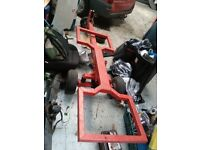car dolly car recovery trailer reduced price 300£
