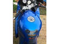 Triumph Sprint 955i Motorbike