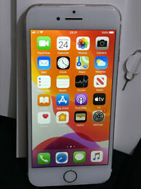 Decent Condition iPhone 7 Rose Gold 32GB Unlocked To All Networks