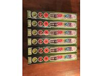 6x Sunmaster 600w Dual Spectrum Grow Lamps