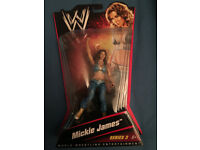 WWE Mickie James Figure Boxed