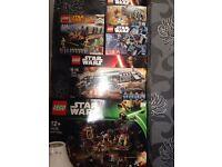 Star Wars Lego *brand new*