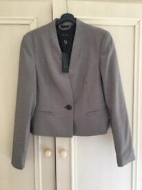 New look jacket NEW size 8