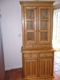 Beautiful Made to Order Reclaimed Antique Pine Dresser
