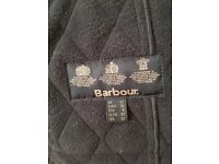 Barbour jacket size 12 - only worn once!! RRP £180