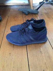 Adidas los angeles Blue uk 9