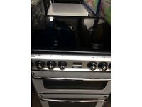 NEWHOME FULLY GAS COOKER WITH SEPERATE OVEN AND GRILL 60cm wide FREE DELIVERY AND WARRANTY