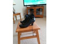 hush puppies size 4 ankle boots