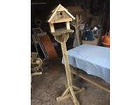Bird tables/houses